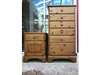 Ducal Pine Tall 6 Drawer Chest