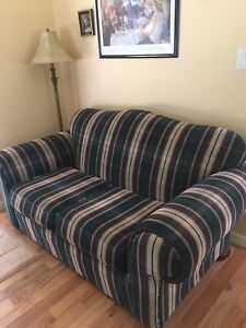 FREE Great Love Seat Looking for New Home