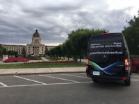 Forward Coach Lines - Saskatoon to Regina  $29.99
