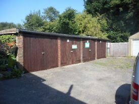 Cheap secure lock up garage for storing a vehicle or general household, 24/7 access, near the M20