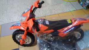 Dirt kid bike $180 new pack in case with 6 month warranty