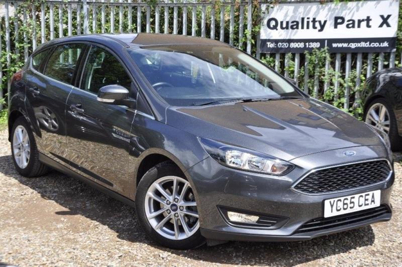 2015 Ford Focus 1.6 Ti-VCT Zetec Powershift 5dr