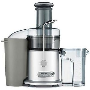 Breville Juice Fountain high quality juicer