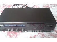 JVC. KD-V11 Stereo Cassette Deck
