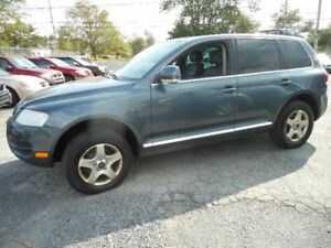 2006 Volkswagen Touareg tax included SUV, Crossover