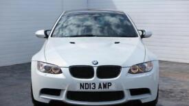 2013 BMW 3 Series 2013 13 Reg BMW M3 4.0 V8 Limited Edition 500 Mineral White 2