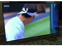 46in Samsung ES8000 SMART 3D LED TV FREEVIEW/SAT HD WI-FI CAMERA [NO STAND]