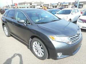 2012 Toyota Venza AWD / Touring  pkg / Leather