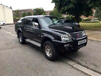Mitsubishi Warrior Limited Low Mileage