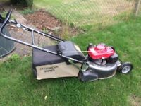 Lawnmower Honda HRH 536