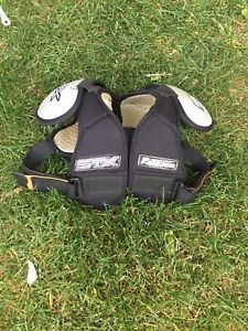 Lacrosse child's chest protector