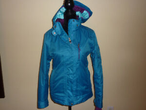 Firefly teal winter/snowboard jacket