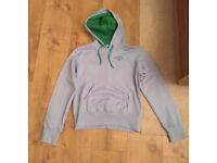 Baby blue women's Billabong hoodie size M