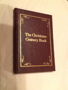 The Christmas Century Book - SALE price only till October