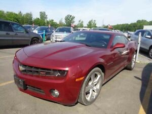 2010 CHEVROLET CAMARO 2LT / MANUAL / CRUISE / BLUETOOTH / USB /