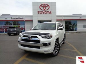 2015 Toyota 4Runner LIMITED NO ACCIDENTS FULLY LOADED