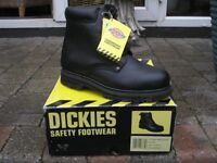 Dickies Cleveland Safety Boot Size 7 Euro 41