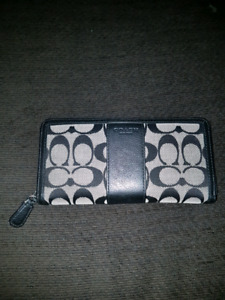 Coach and guess wallet