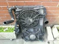 volvo v40 radiator £20
