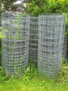 """7 ft Height Fencing, Approx 450 ft Total Length, 6"""" Square Holes"""