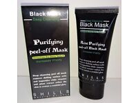 Blackhead Black Mask Charcoal Acne Remover Peel Off Purifying Deep Cleansing Joblot Carboot Sale