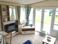 New Static Caravan For Sale On Cresswell Towers (NE61 5JT) Near Sandy Bay, Amble Links & Whitley Bay