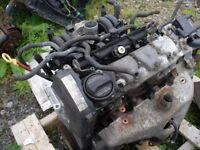 VW SKODA FELICIA PICKUP 1.6 VERY LOW MILEAGE ENGINE
