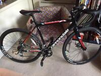 I'm selling my 2 year old Cannondale CaadX Tiagra Disc 2015 Cyclocross Bike