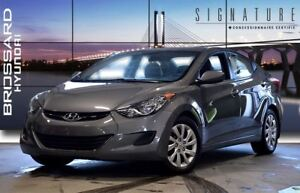 2013 Hyundai Elantra GL AUTOMATIQUE AC BLUETOOTH