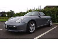 Porsche Boxster, 2005, 2.7, Manual, Sports Chrono, Seal Grey.