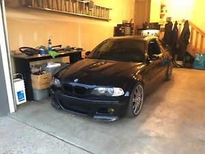 BMW M3 manual 6sp e46