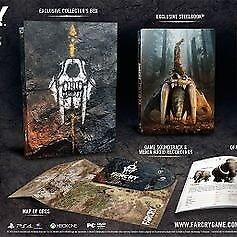 Far Cry Primal collectors edition ps4