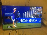 "Ex-Display Samsung 55"" 4k smart LED Tv wi-fi warranty Free Delivery"