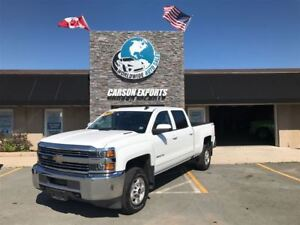2016 Chevrolet SILVERADO 2500HD LOOK LT DIESEL! FINANCING AVAILA