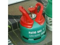 calor patio gas for BBQ / camping