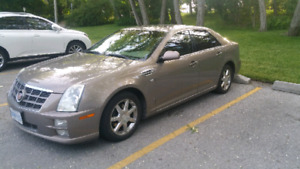 2008 Cadillac STS Clean Carproof