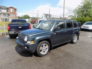 2008 Jeep Patriot Sport NORTH EDITION