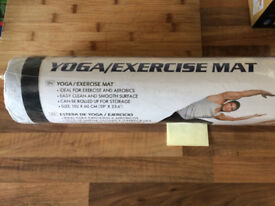 Yoga exercise may 150cm x 60cm NEW