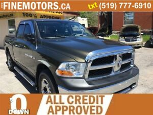 2012 Ram 1500 ST *AWD *5.7 HEMI *Apply Today *Approved Today