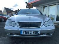 2001 Mercedes-Benz C Class 2.1 C220 CDI Elegance 4dr