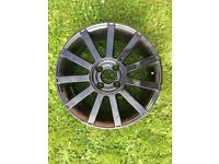 Fiesta ST Alloy Wheels Pair