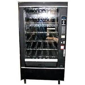 Vending Machines on location Earning Revenue