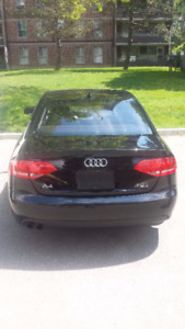 SUPER CLEAN Audi A4 Sedan Safety and E-tested
