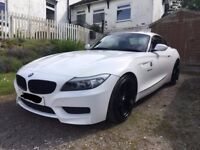 White BMW Z4 - Low mileage