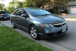 2009 Honda Civic LX-S Sedan