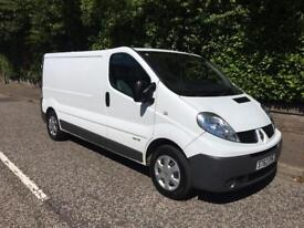 Renault traffic ll29 dci 6 speed diesel 62 reg