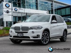 2014 BMW X5 xDrive35i xLine 3rd Row Seating