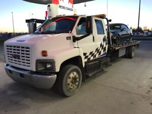 2005 GMC TOP kick c6500 crew cab NEGOCIABLE