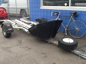 2008 Podium Motorcycle Trailer