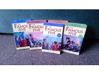 Five Famous Five books for sale